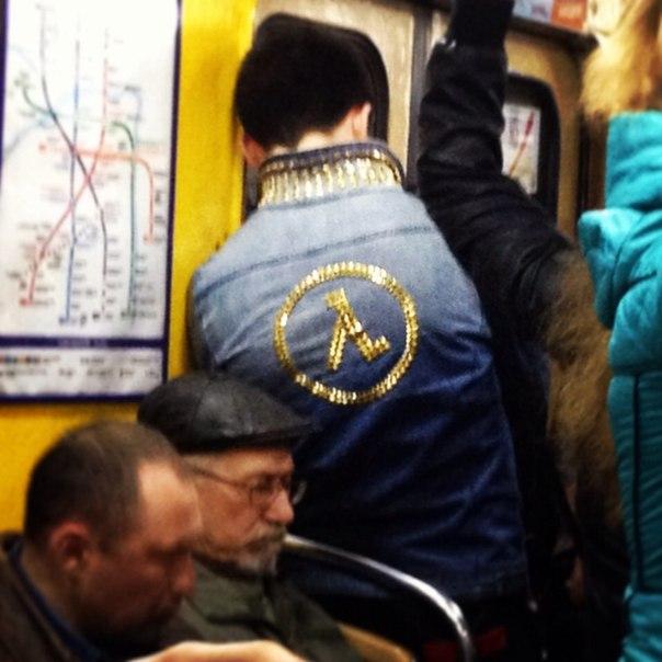 Мода питерского метро рис 10