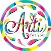 Arti for you Слайдер-Дизайн