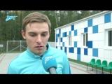 «Зенит-ТВ»: Илья Зуев о радости после победы над «Спартаком»-2 и предстоящих встречах с лидерами