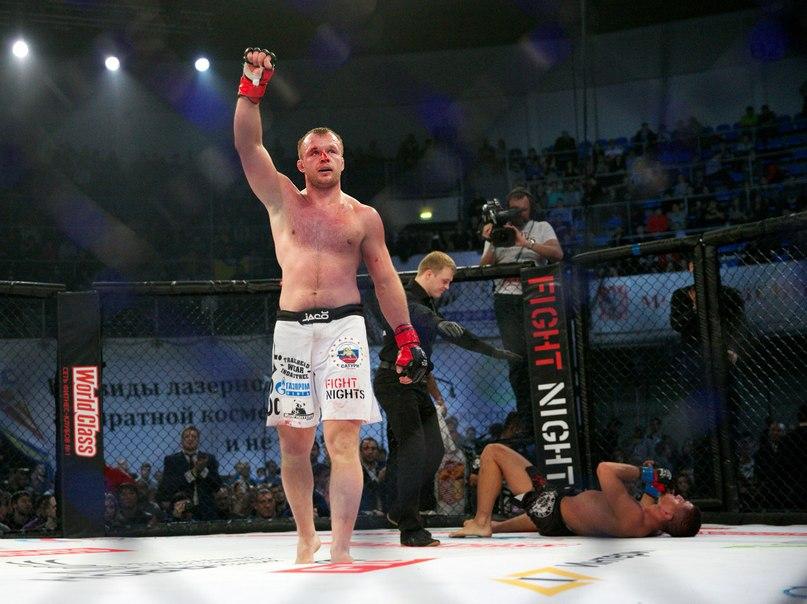 MMA, Ясуби Эномото, Александр Шлеменко, смешанные единоборства, Fight Nights, видео