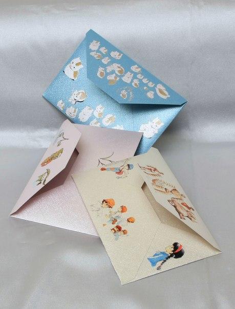 Купить конверты