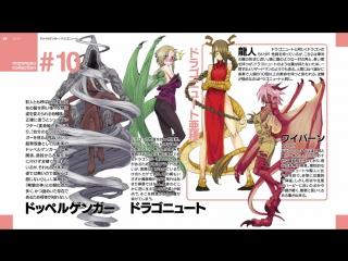 Повседневная жизнь с девушками монстрами / Monster Musume no Iru Nichijou 10 из 12 MVO