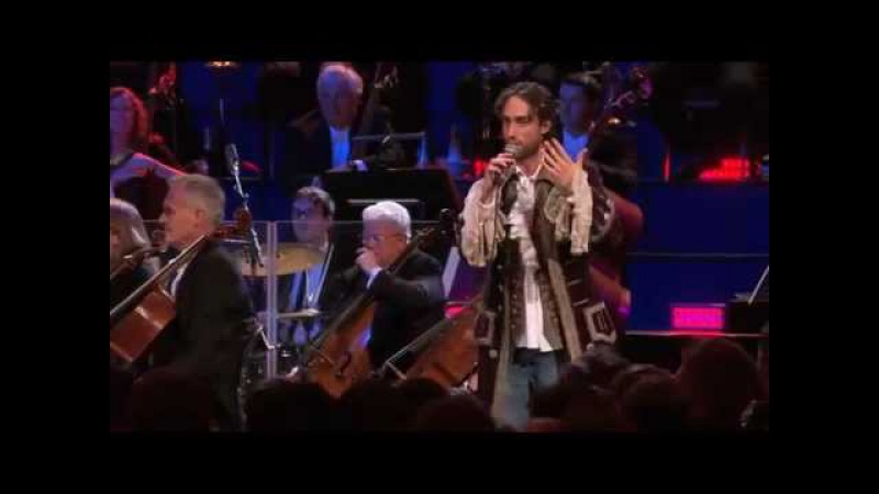Beardyman @ BBC Comedy Proms 2011, Royal Albert Hall