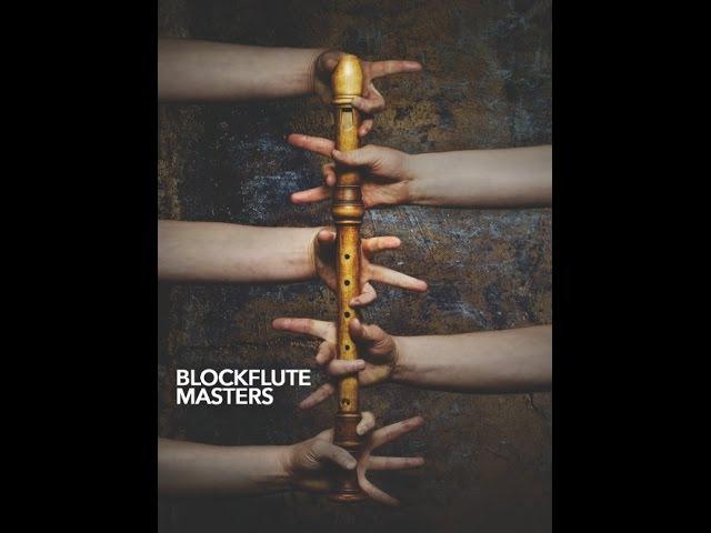Blockflute Masters (Frans Brüggen, Walter van Hauwe, Kees Boeke, Jorge Isaac)