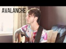 Bring Me The Horizon - Avalanche (Acoustic Cover) by Janick Thibault