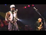 Marcus Miller (Bass Clarinet) &amp David Sanborn - In A Sentimental Mood