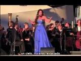 Anna Netrebko - Tacea la notte... Di tale amor... de Il Trovatore de Verdi (sub esp)
