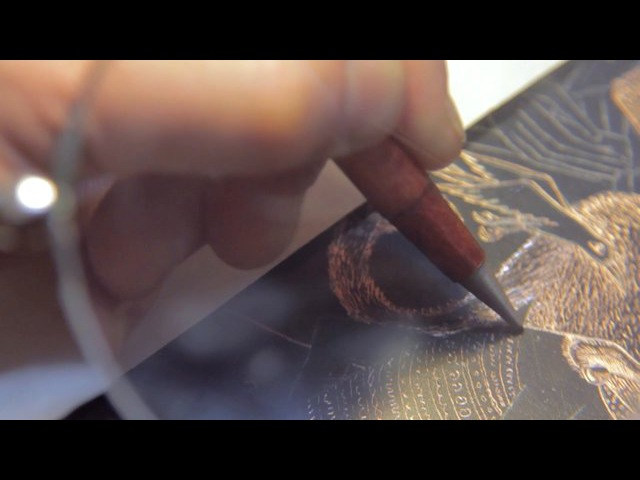 Phlegm fight or flight etching process