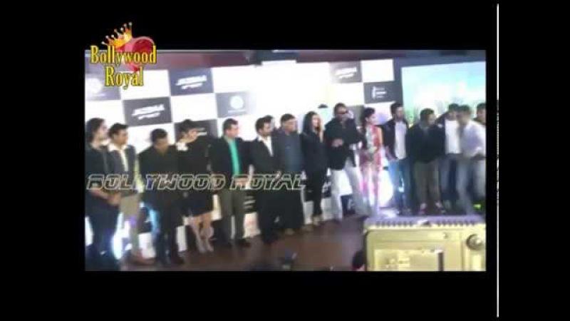 'Jazbaa' Aishwarya Bachchan Jackie Shroff at Song Launch 'Bandeyaa' by Jubin Nautiyal Part 1