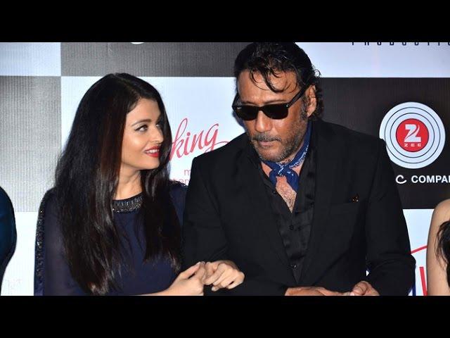 UNCUT Bandeyaa Official Song Launch Jazbaa Aishwarya Rai Bachchan Jackie Shroff Sanjay Gupta