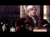Devil May Cry 4: SE. Trish & Lady Ending