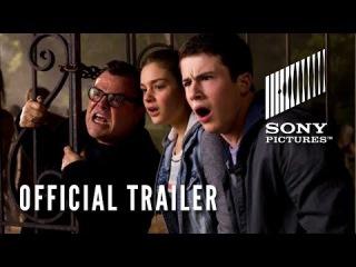 Goosebumps TRAILER (HD) Jack Black, R.L. Stine Horror Comedy Movie 2015