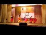 Цыганский танец. Детский классический балет