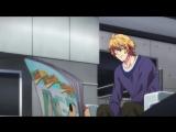 Поющий Принц: Реально 3000% Любовь / Uta no Prince-sama: Maji Love Revolutions - 3 сезон 5 серия (Озвучка) [Jackie-O & Horie]