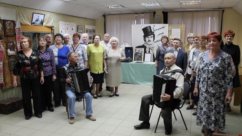 Открытие выставки Есть в России такое село К 260-летию Бемыжа.