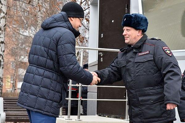 Денис Агашин - мэр Ижевска
