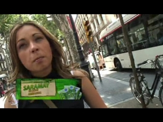 Pilladas en la Calle - Video Real - Chica folla por 200 + 50 €