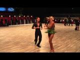Miha Vodicar - Nadiya Bychkova (Slovenia)  Rumba  WDSF World Latin Championship 2014
