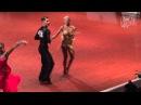 Vodicar - Bychkova, SLO | 2014 GrandSlam Final LAT R1 C | DanceSport Total