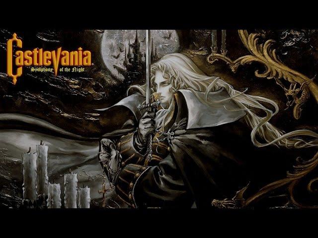 Castlevania Symphony of the Night обзор от РокДжокера
