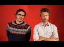 Falling in love with Jemaine Clement and Taika Waititi