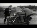 "ИМЗ М-61, мотоцикл-милиция из кф ""Берегись автомобиля"" (1966)."