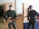 Туган Як в армии