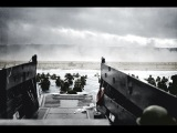 D-DAY - Landing On The Beaches Of Normandy On June 6th 1944 Operation NeptuneOverlord