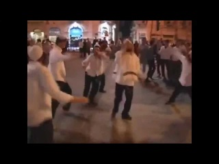 Haredi Techno (Ultra Orthodox Jews Israel Judaism Hasidic Jewish)