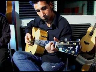 Серж Танкян (System of a Down) и его отец Хачатур Танкян - Бари Арагил