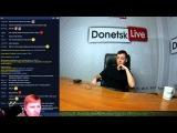 Donetsk Live №139: Военный эксперт Джон Коннор