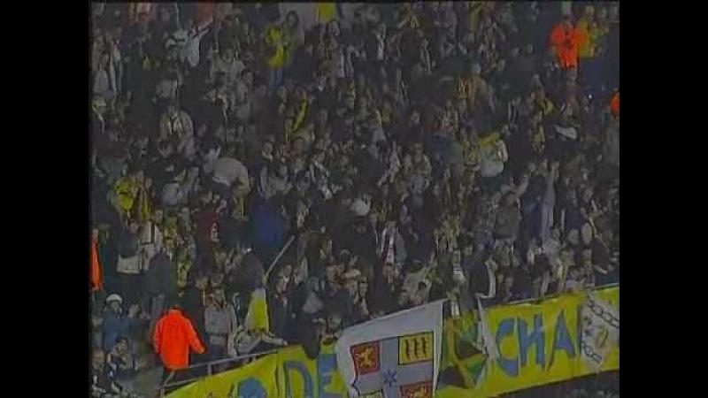 2003/2004 L1 J28 Sochaux-Lyon: 1-2