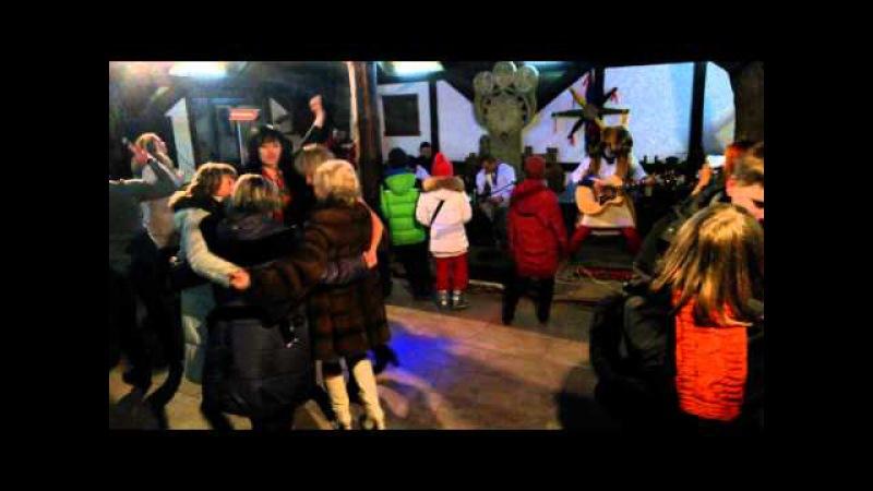 Joryj Kłoc KOŁOMYJKY Ało Xujło Idy do žopy Guculśkyj Dvir Lviv 13 01 2015