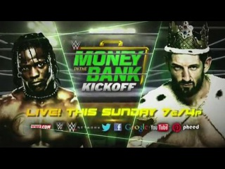 WWE Monday Night RAW 08.06.2015 (Часть 8)