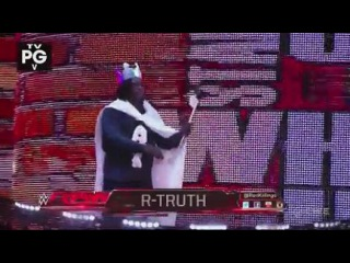 WWE Monday Night RAW 15.06.2015 (Часть 3)