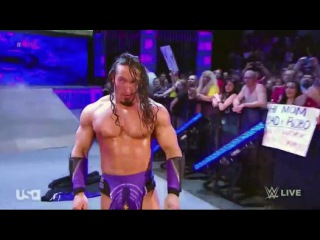WWE Monday Night RAW 22.06.2015 (Часть 5)