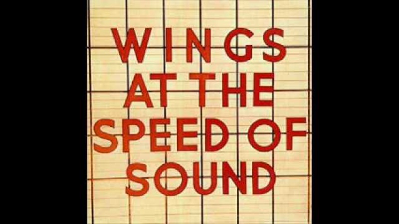 Paul McCartney Wings Wino Junko Wings At The Speed Of Sound