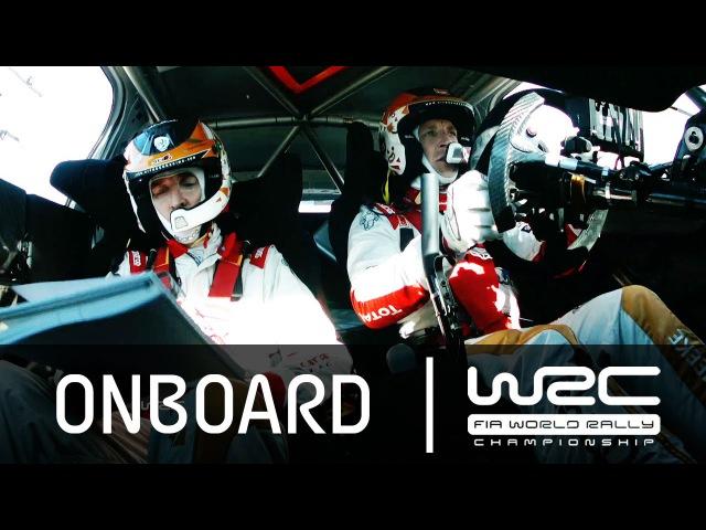 WRC - XION Rally Argentina 2015: Onboard Meeke SS05
