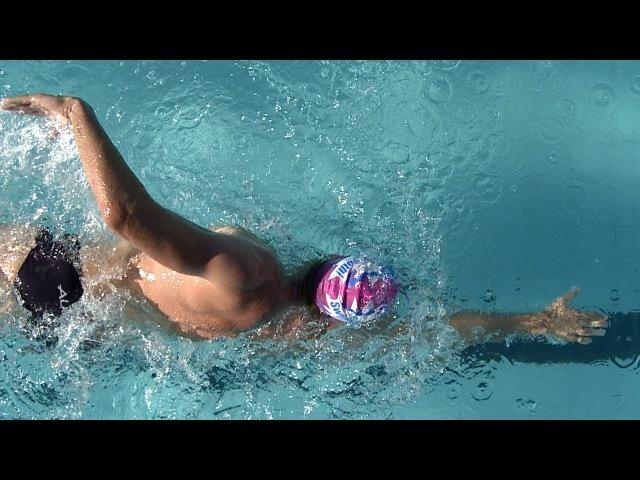 The Smoothest Swimming Technique In The World Jono Van Hazel