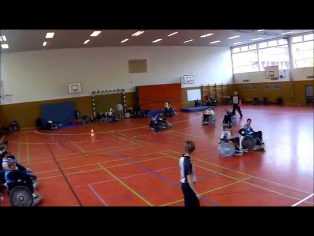 Elbbumper Biederitz - MCP Russia Wheelchair Rugby
