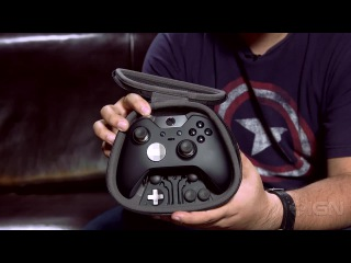 Xbox One Elite Controller Unboxing