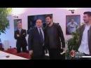 Berlusconi a Milanello 13/02/2015