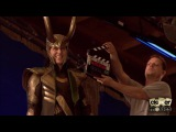 Tom Hiddleston Talks Loki In 'Thor 2' KAMON Брюнетка