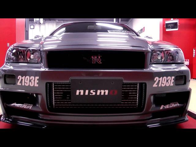 Nissan Skyline R34 GT-R - O-mori Tune