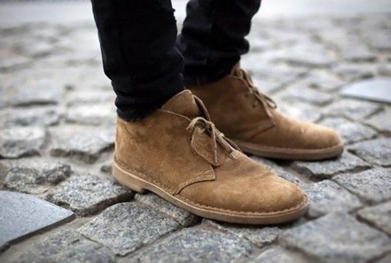 ботинки чукка frank wright smith купить в москве