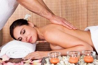 Сексуально збуджуючий масаж
