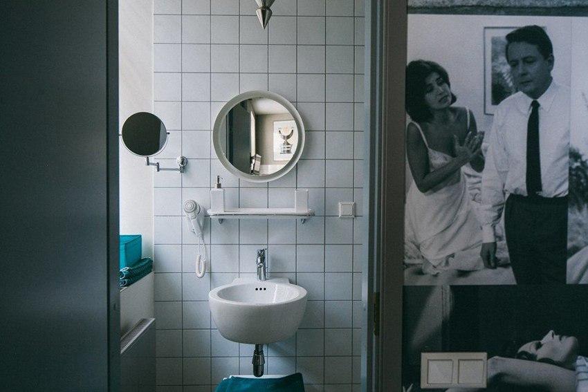 Апартаменты 30 м в ретро-стиле в хостеле «Chao, Mama» в Санкт-Петербурге.