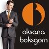 Мастерская мужского костюма OKSANA BOKSGORN