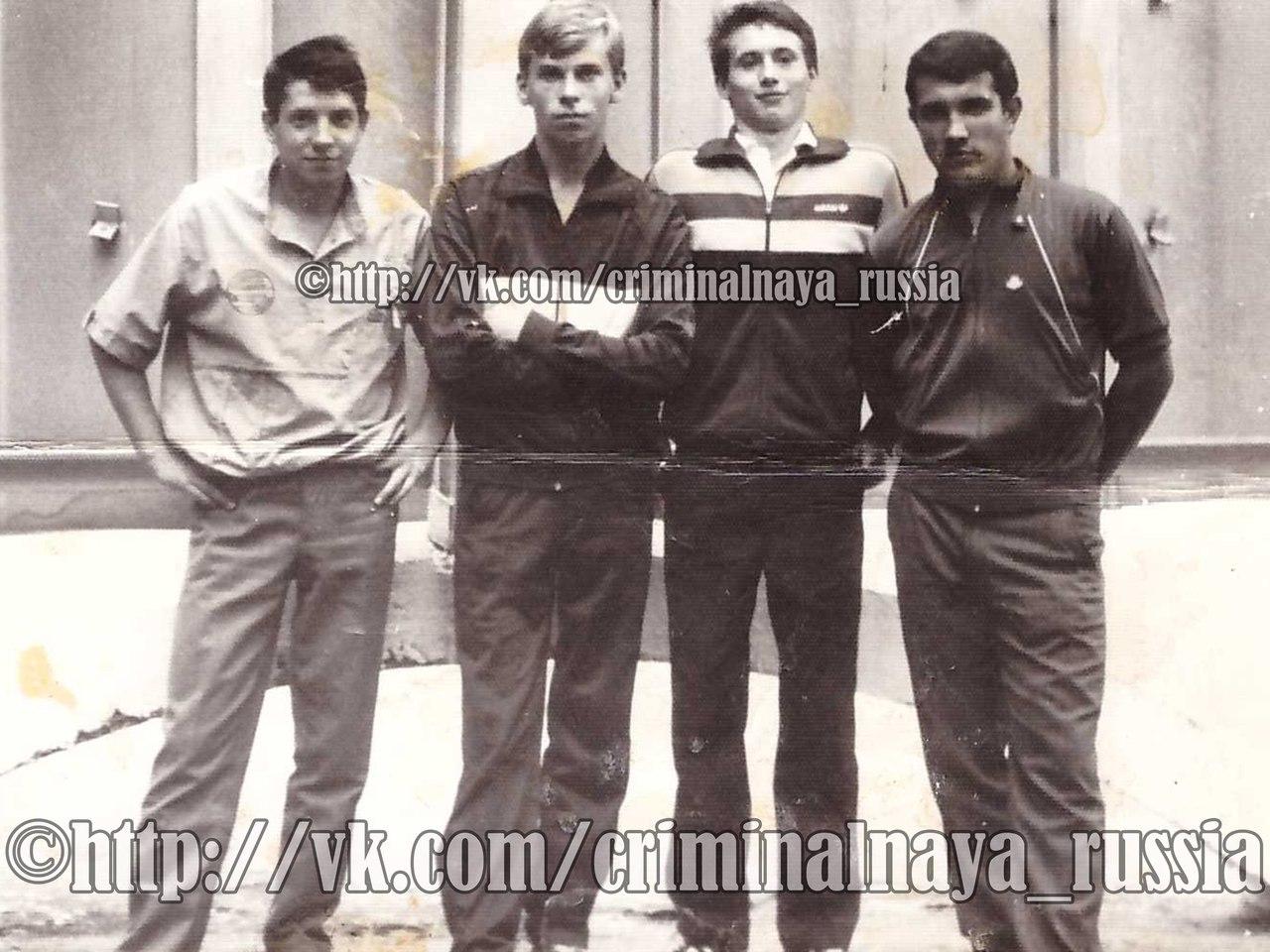 Еранцевская преступная группировка фото