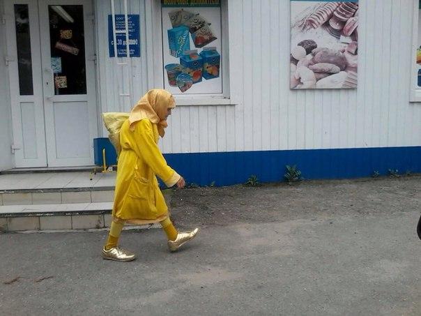 Уличная мода в России